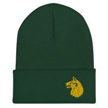 Load image into Gallery viewer, Wolfhounds Cuffed Beanie