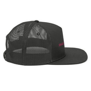 SMALL BUT MIGHTY Mesh Back Snapback