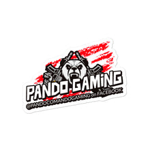 Load image into Gallery viewer, Pando Gaming Bubble-free stickers