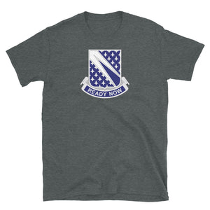 Ready Now (1-89 CAV) Short-Sleeve Unisex T-Shirt
