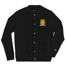 Load image into Gallery viewer, Golden Dragon Embroidered Champion Bomber Jacket