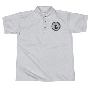 Pando Commando Embroidered Polo Shirt