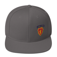 Load image into Gallery viewer, 4/25th Abn Snapback Hat