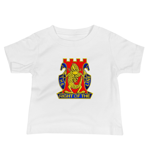 Golden Dragon Baby Jersey Short Sleeve Tee