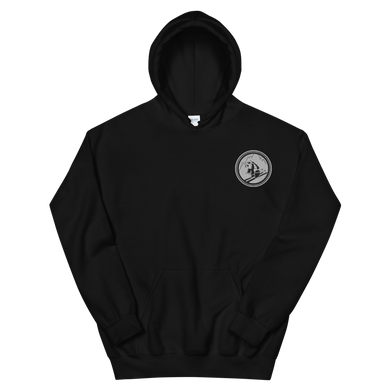 Pando Commando Embroidered Unisex Hoodie