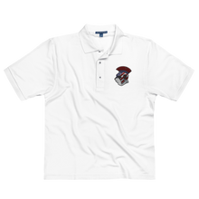 Load image into Gallery viewer, Spartan Panda Embroidered Men's Premium Polo