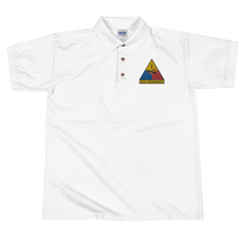 Load image into Gallery viewer, 1AD Embroidered Polo Shirt