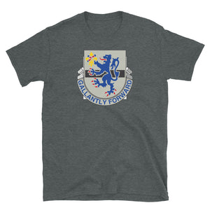 Gallantly Forward Tee
