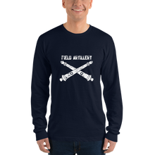 Load image into Gallery viewer, Cross Cannons Long sleeve t-shirt