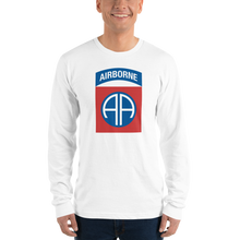 Load image into Gallery viewer, 82nd Abn Long sleeve t-shirt