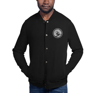 Pando Commando Limited Edition Embroidered Champion Bomber Jacket