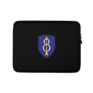 8th ID Laptop Sleeve