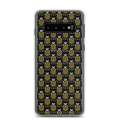 Salute Me.  I Am a Navy Spouse! Samsung Case