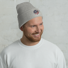 Load image into Gallery viewer, USA Pando Commando Cuffed Beanie