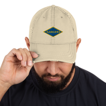 Load image into Gallery viewer, Ranger Distressed Dad Hat