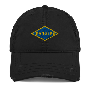 Ranger Distressed Dad Hat