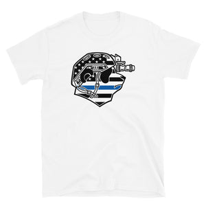 Thin Blue Line Pando Commando Tee