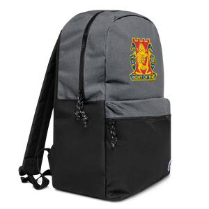 Golden Dragon Embroidered Champion Backpack