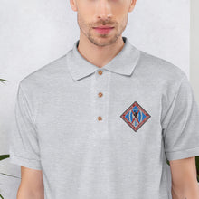Load image into Gallery viewer, Warrior Brigade Embroidered Polo Shirt