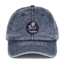 Load image into Gallery viewer, Seabees Vintage Cotton Twill Cap