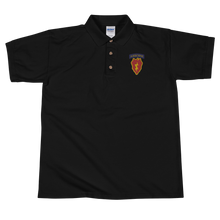 Load image into Gallery viewer, 4/25th Abn Embroidered Polo Shirt