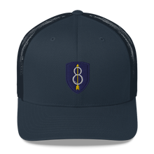Load image into Gallery viewer, 8th ID V2 Trucker Cap