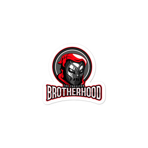 The Faceless Brotherhood Bubble-free stickers