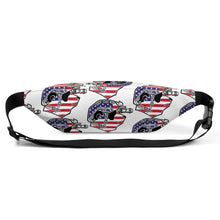 Load image into Gallery viewer, USA Panda Fanny Pack