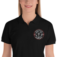 Load image into Gallery viewer, Womens' Embroidered Women's Polo Shirt