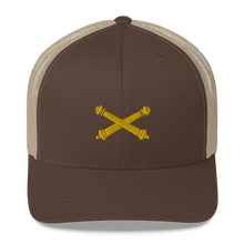 Load image into Gallery viewer, Field Artillery Trucker Cap