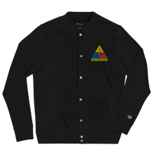 Load image into Gallery viewer, 1st AD Embroidered Champion Bomber Jacket