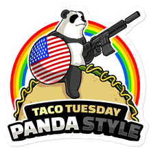 Load image into Gallery viewer, Taco Tuesday Bubble-free stickers