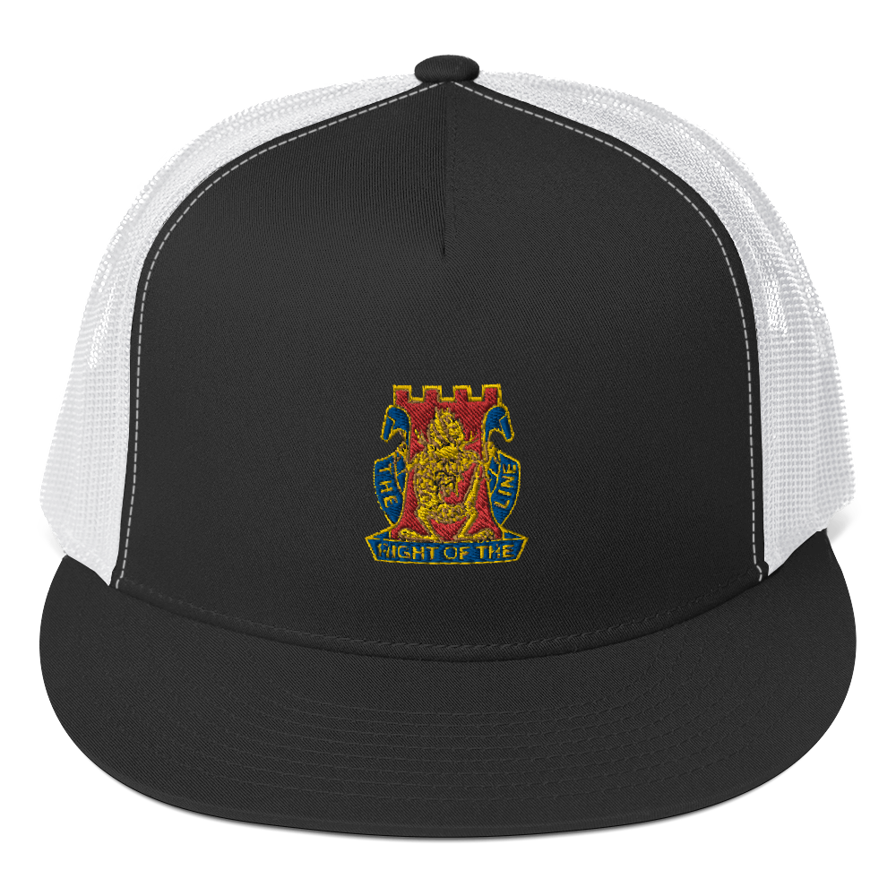 Golden Dragon Trucker Cap