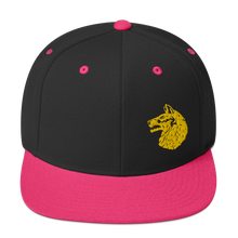 Load image into Gallery viewer, Wolfhound Snapback Hat