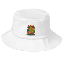 Load image into Gallery viewer, Golden Dragon Old School Bucket Hat
