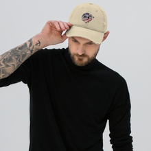 Load image into Gallery viewer, USA Pando Commando Distressed Dad Hat