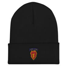 Load image into Gallery viewer, 4/25th Abn Cuffed Beanie