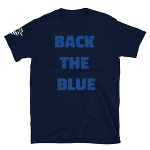 Back The Blue Tee