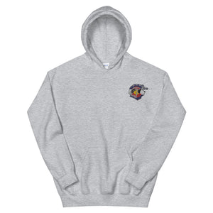 Colorado Pando Commando Embroidered Unisex Hoodie