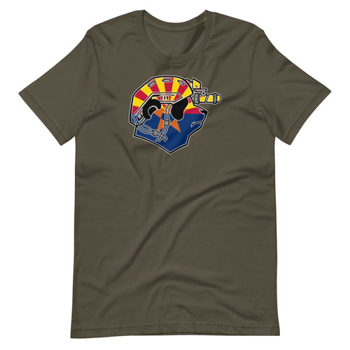 Arizona Pando Commando Tee