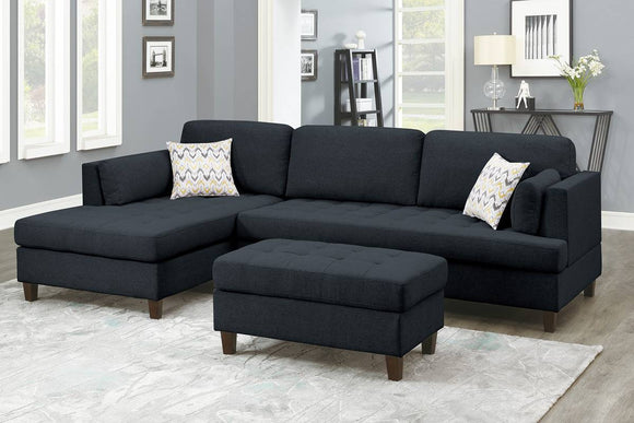 2-Pcs Sectional Sofa F8831
