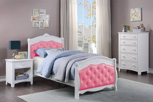 Pink Twin Bed F9583T/Full F9583F
