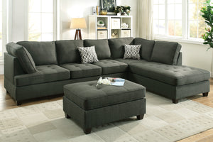 2-Pcs Sectional Sofa F6988