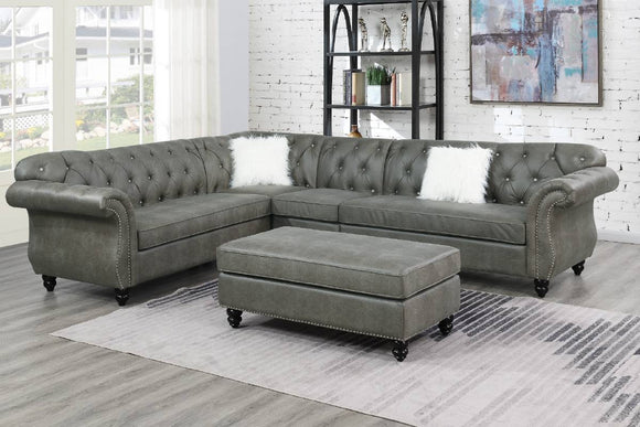 4-PCS Sectional F6438