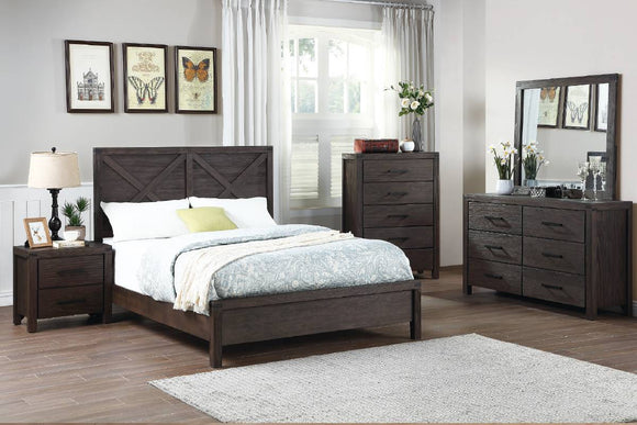 Queen Bed Or California King Bed Or Eastern King Bed F9547