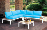WINONA  CM-OS2580 BLUE CUSHION