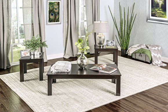 BAY SQUARE  3 PC. TABLE SET CM4329-3PK