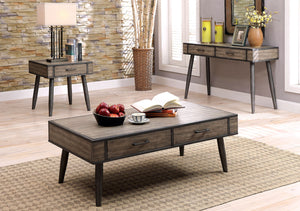 VILHELM II COFFEE TABLE+ END TABLE+SOFA TABLE CM4360