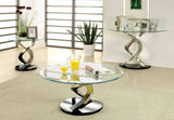 NOVA  COFFEE TABLE+END TABLE+SOFA TABLE CM4729