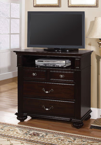 SYRACUSE  MEDIA CHEST   CM7129TV